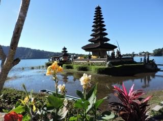 Bali, jezero bretan