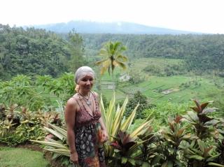 Michaela Sklářová Bali