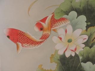 studium tčm rybičky